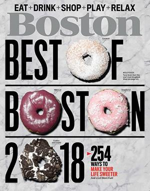 Boston Magazine 'Best of Boston' Edition