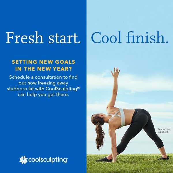 Coolsculpting for your Abs get your flanks for free